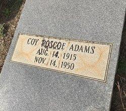Coy Roscoe Adams