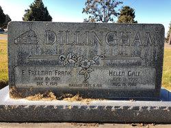 Helen <I>Gale</I> Dillingham