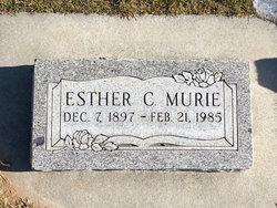Esther Ann Murie