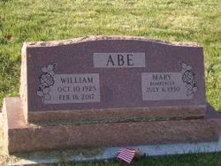 """William J. """"Bill"""" Abe"""