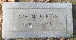 Ada Lizzie <I>Moon</I> Burton