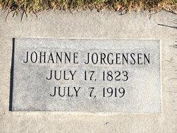 Johana <I>Jurgensen</I> Anderson