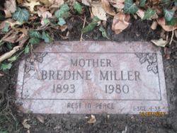 Bredine <I>Johannessen</I> Miller