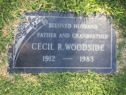 Cecil Roy Woodside