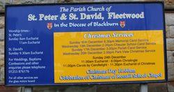 St. Peter and St. David Churchyard