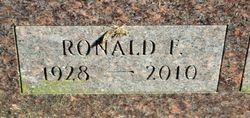 Ronald F Bouton