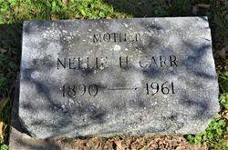 "Helen ""Nellie"" <I>Biekel</I> Carr"