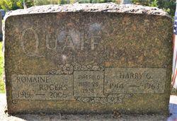 Harry G Quaif