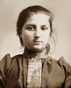 Hattie Amelia <I>Arnold</I> Wrightstone