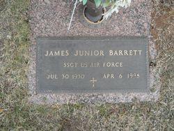 James Junior Barrett