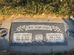 Joseph Meyer Richmond