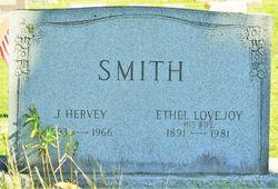 Lucia Ethel <I>Lovejoy</I> Smith