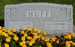 Sally <I>Shumway</I> Huff