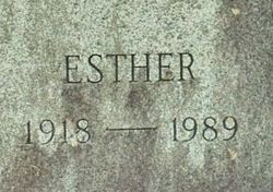 Esther Lavina <I>Blake</I> Smith