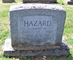 Emily <I>Milford</I> Hazard