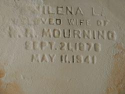 Philena L <I>Watrous</I> Mourning