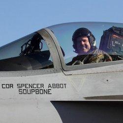 """CPT Charles Spencer """"Spence"""" Abbot"""