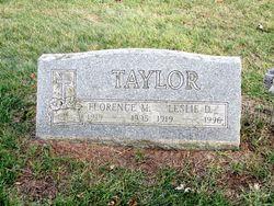 Florence Mae <I>DeNeff</I> Taylor