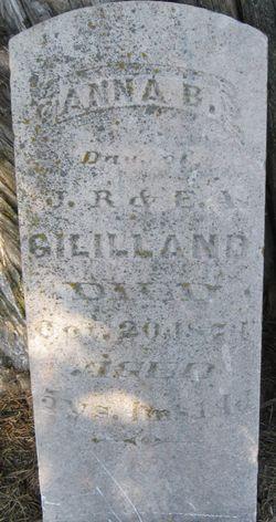 Anna Bell Gililland
