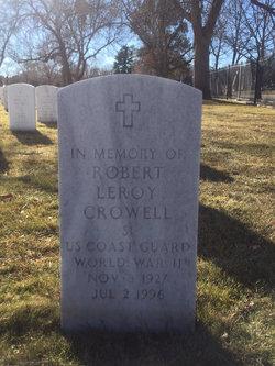 Robert Leroy Crowell