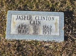 Jasper Clinton Cain