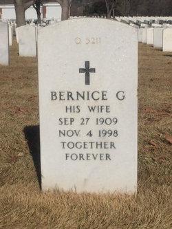 Bernice G Gammill