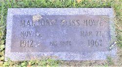 Marjorie <I>Bliss</I> Howe