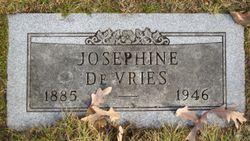 """Johanna """"Josephine"""" <I>Bush</I> DeVries"""