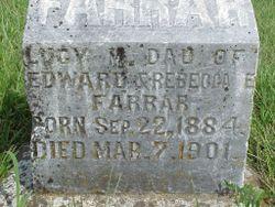 Lucy May Farrar