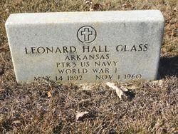 Leonard Hall Glass