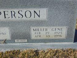 "Miller ""Gene"" Person"
