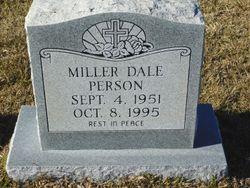 Miller Dale Person