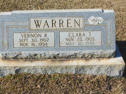 Vernon R Warren