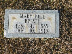 Mary Bell <I>Cain</I> Helsel