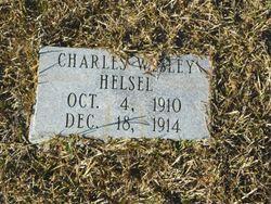 Charles Wesley Helsel