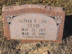 "Luther C ""Joe"" Glass"