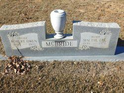 Maudie Lee McBride