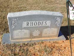 Retta C <I>Barker</I> Rhodes