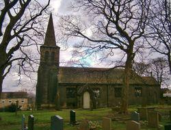 St Lucius Churchyard