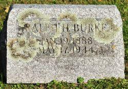 Ralph H Burke