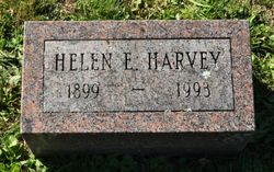 Helen E <I>Graham</I> Harvey