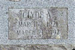 Clyde Alexander Williams