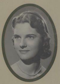 Betty <I>Bagwell</I> Roberts