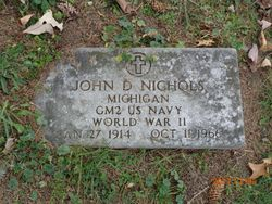 John Dennis Nichols