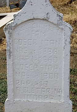 Sida Bosor (1900-Unknown) - Find A Grave Memorial