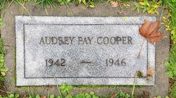 Audrey Fay Cooper