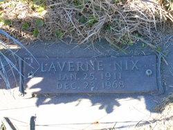 Laverne <I>Nix</I> Green