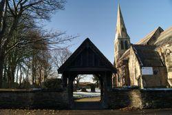 St Bartholomew's Church Graveyard