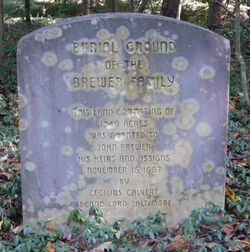 Brewer Family Burial Ground