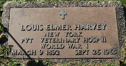 Louis Elmer Harvey